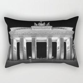 Brandenburg Gate, Berlin Rectangular Pillow