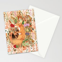 Lost in Nature Stationery Cards