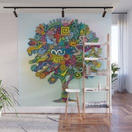Fulfilled Tree Wall Mural