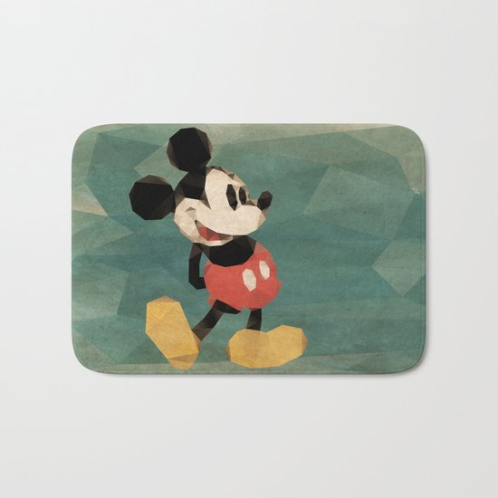 Mr. Mickey Mouse Bath Mat