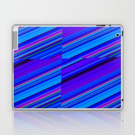 Re-Created Cross No. 7 by Robert S. Lee Laptop & iPad Skin