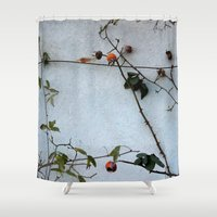 florence Shower Curtains featuring Palazzo Pitti - Florence by FranArt