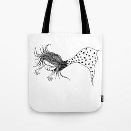 Wannabe Mermaid Tote Bag