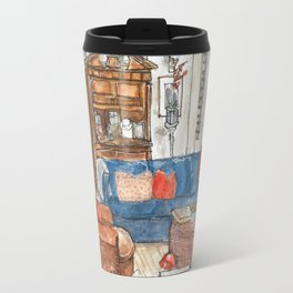 Will and Grace - Will Truman's Apartment Travel Mug