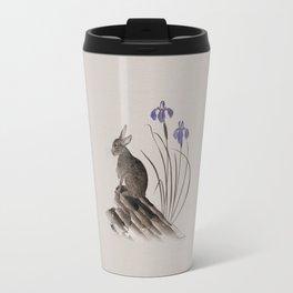 Spring Hare Travel Mug
