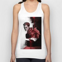 dragon age Tank Tops featuring Dragon Age: Krem by Couple Of Kooks