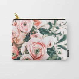 Bouquet Blooming Carry-All Pouch