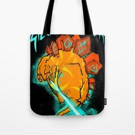 Stegosaurceror! Tote Bag