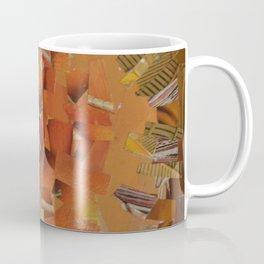 """""""The Hot Energy"""" Ecologic atypic art - 1/3 - by WHITEECO Ecologic design Coffee Mug"""