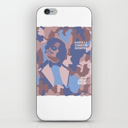 Tony Clifton series - Hasta la comedia siempre iPhone Skin
