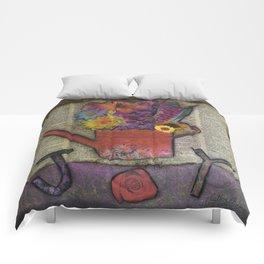 Joy in the Simple Things Comforters