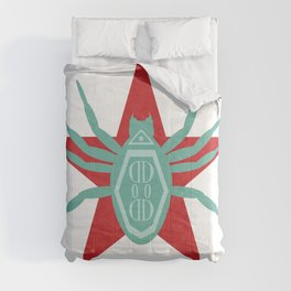 All Hale the Defender of Democracy Comforters