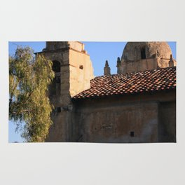 Carmel Mission Basilica Rug