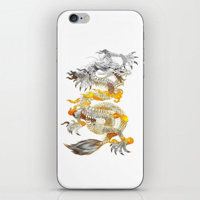Fire iPhone Skin