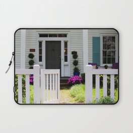 Welcome Gate Laptop Sleeve