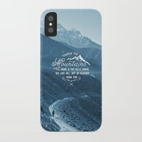 pocketfuel iPhone & iPod Cases featuring NOT SHAKEN by Pocket Fuel