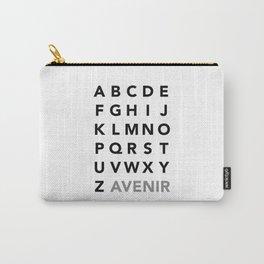 Avenir Carry-All Pouch