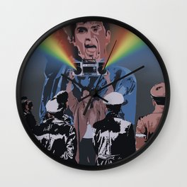 In Deinen Augen  (Peter Gabriel, Say Anything, Nazis) Wall Clock