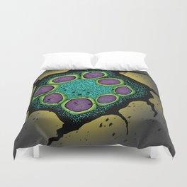 Bacteria Duvet Cover