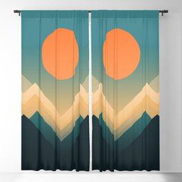 Inca Blackout Curtain