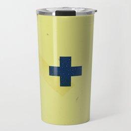 Nautical Flag Travel Mug