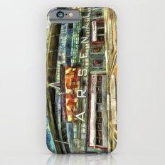 Arsenal FC Emirates Stadium Art Slim Case iPhone 6s