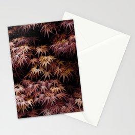 Japanese Maple, Acer Palmatum Seigen Stationery Cards