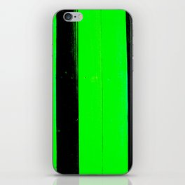 Icase - dingy green  iPhone Skin