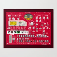 Korg Electribe ESX-1 Canvas Print