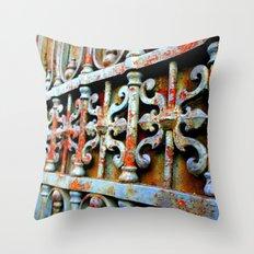 Gated Throw Pillow