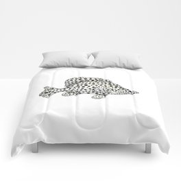 Panther grouper Comforters