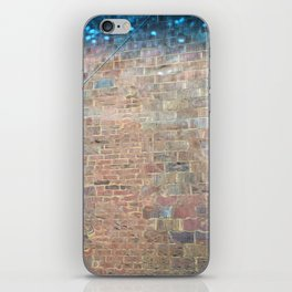 Brick Cloudburst iPhone Skin