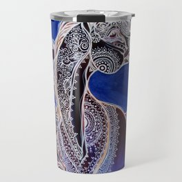 Mehandi Arabian Mares Travel Mug