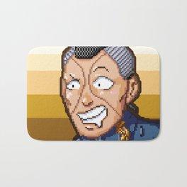 JJBA - Okuyasu Nijimura Pixel Art Bath Mat