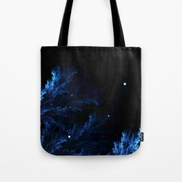 Midnight Lights Tote Bag
