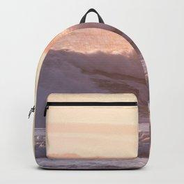 Ocean sunset Backpack