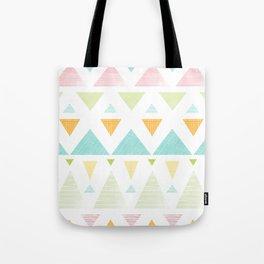 Try An Angle Tote Bag