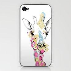 G-raff colour iPhone & iPod Skin