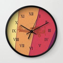horloge avion Wall Clock