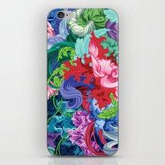 Abundantia iPhone & iPod Skin
