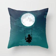 WEE !!! Throw Pillow