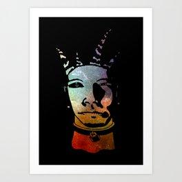 punkista  Art Print