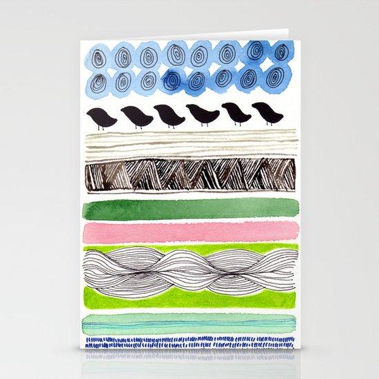 Pattern / Nr. 2 Stationery Cards