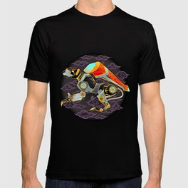 Black Lion Batik T-shirt