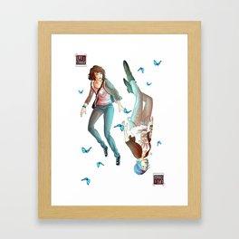 Life is Strange - Max Framed Art Print