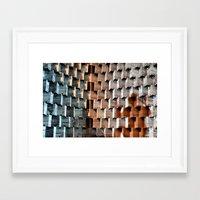 shadow Framed Art Prints featuring Shadow by Avigur