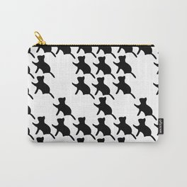Little cute b-white KITTENS cuties Carry-All Pouch