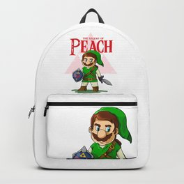 the legend of Peach Backpack