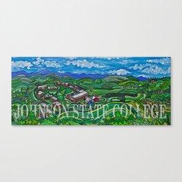 JSC Canvas Print