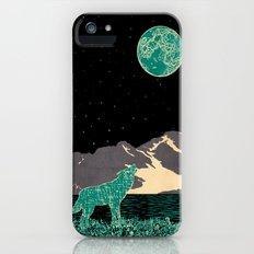 Wolf 5 iPhone (5, 5s) Slim Case